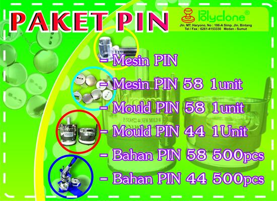 Paket PIN